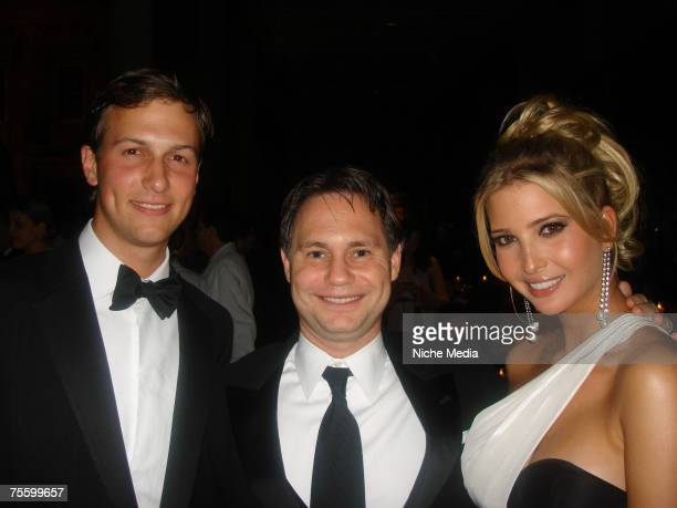 Jared Kushner Jason Binn and Ivanka Trump