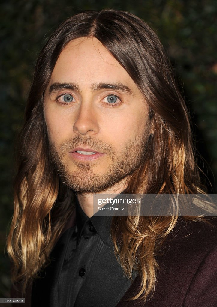 <a gi-track='captionPersonalityLinkClicked' href=/galleries/search?phrase=Jared+Leto&family=editorial&specificpeople=214764 ng-click='$event.stopPropagation()'>Jared Leto</a> arrives at the The Board Of Governors Of The Academy Of Motion Picture Arts And Sciences' Governor Awards at Dolby Theatre on November 16, 2013 in Hollywood, California.