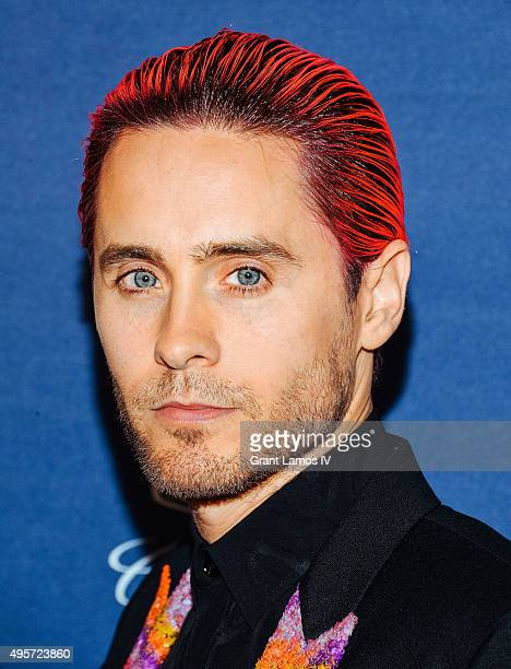 Jared Leto attends the 2015 WSJ Magazine Innovator Awards at Museum of Modern Art on November 4 2015 in New York City