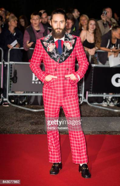 Jared Leto attends the GQ Men Of The Year Awards at Tate Modern on September 5 2017 in London England