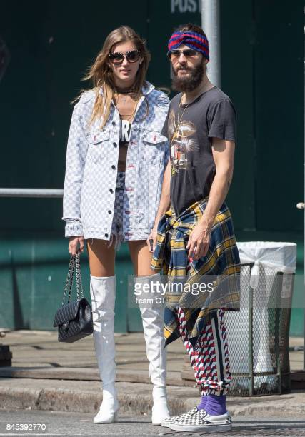 Jared Lato is seen on September 10 2017 in New York City