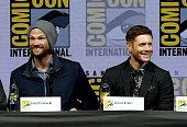 "Comic-Con International 2018 - ""Supernatural"" Special..."