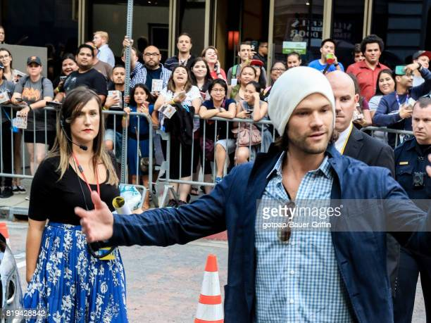 Jared Padalecki is seen on July 19 2017 in San Diego California
