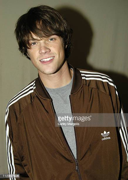 Jared Padalecki of 'House of Wax' during Celebrities in Town for UpFronts Attend Bunny Chow Tuesdays at Cain May 17 2005 at Cain in New York City New...