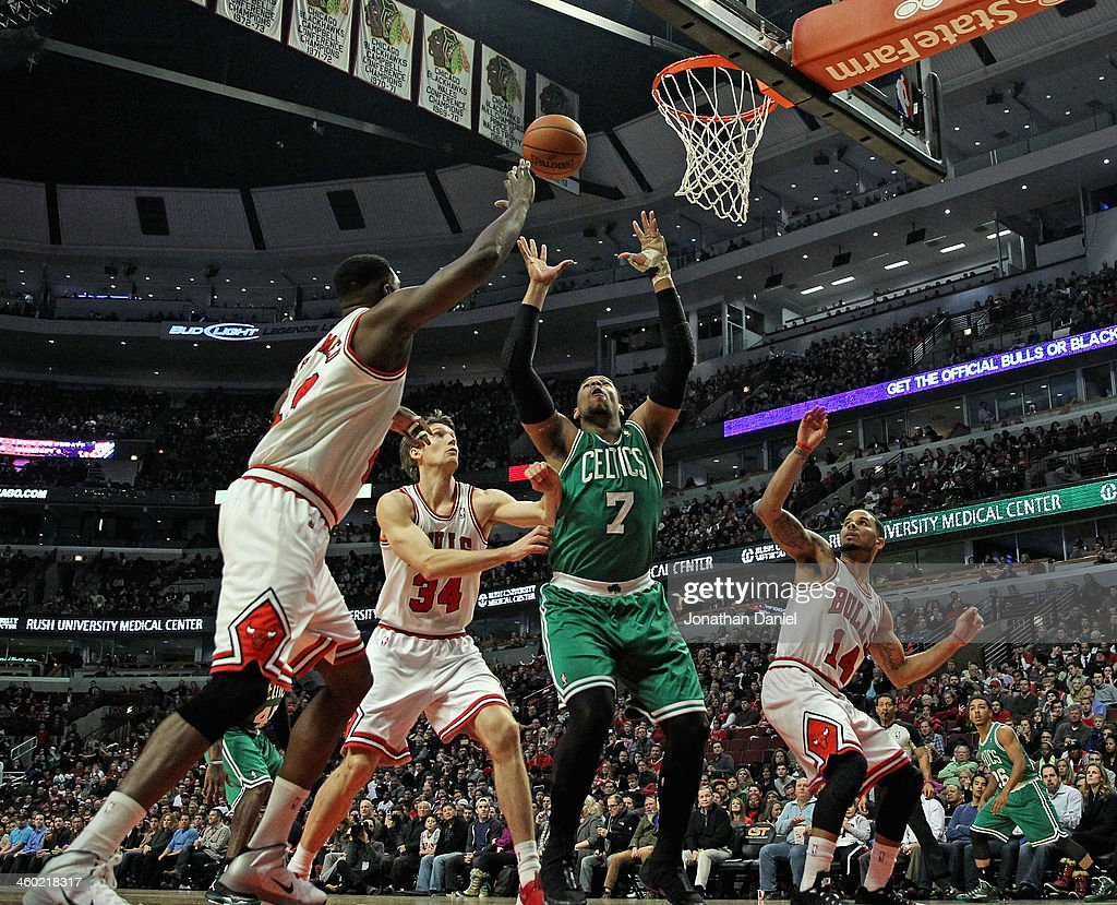 Boston Celtics v Chicago Bulls