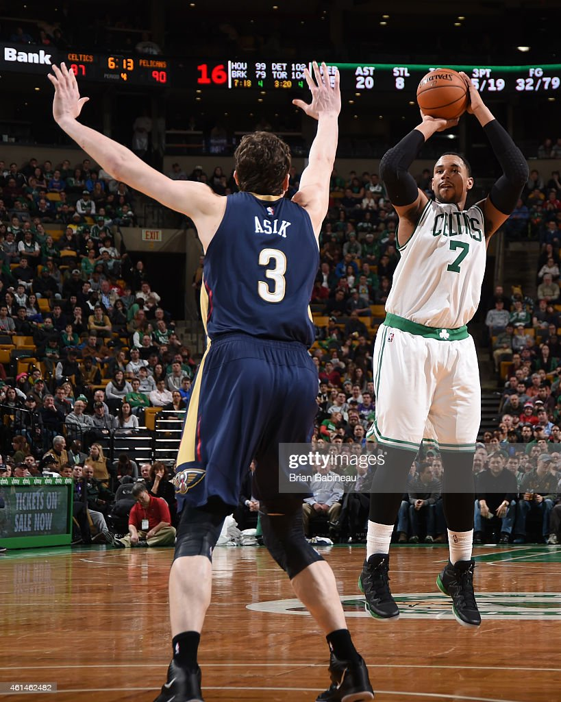 new orleans pelicans v boston celtics photos and images getty images