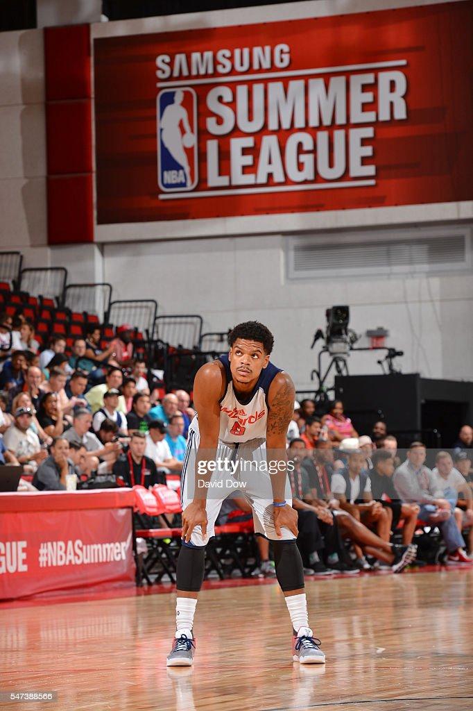 Las Vegas Summer League 2016