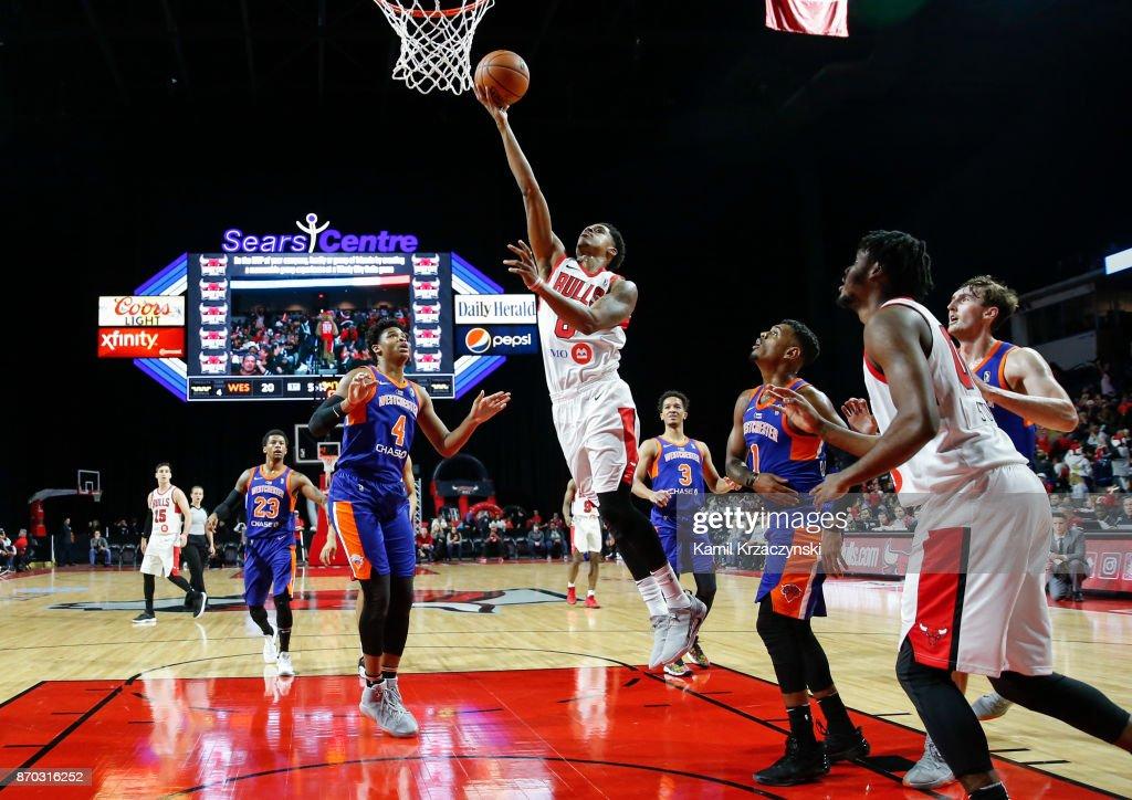 Westchester Knicks v Windy City Bulls