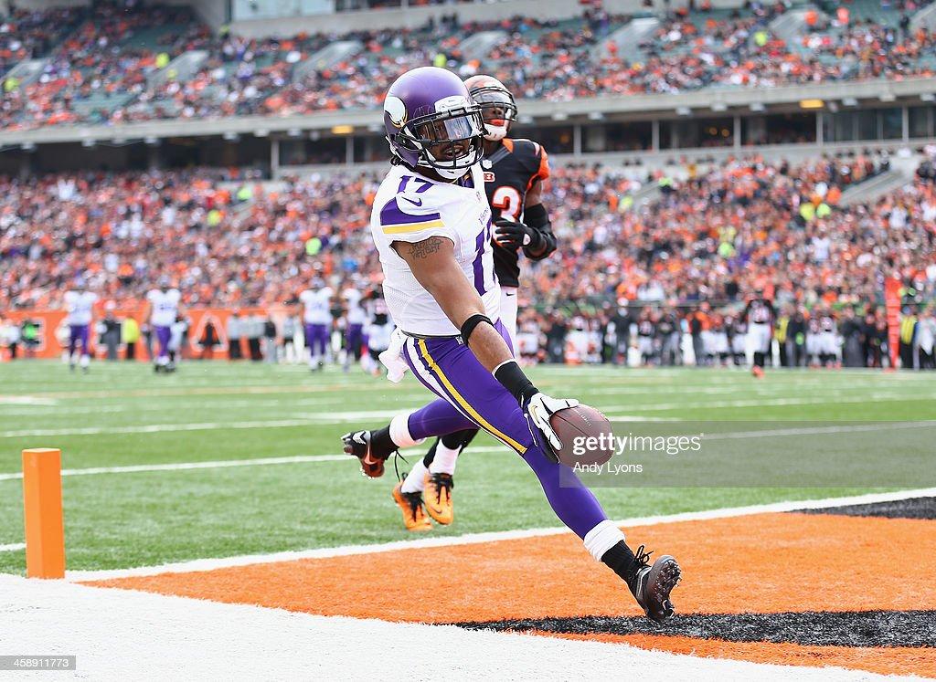 Minnesota Vikings v Cincinnati Bengals