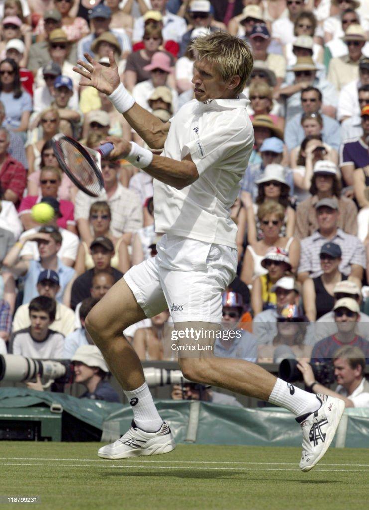 2005 Wimbledon Championships - Gentlemen's Singles - First Round - Jarkko