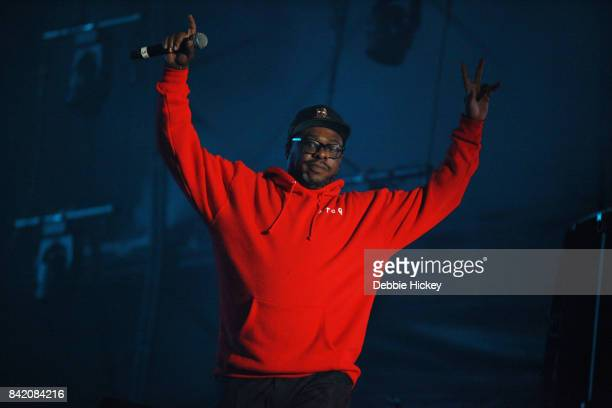 02 Jarobi White of A Tribe Called Quest perform at Electric Picnic Festival at Stradbally Hall Estate on September 2 2017 in Laois Ireland