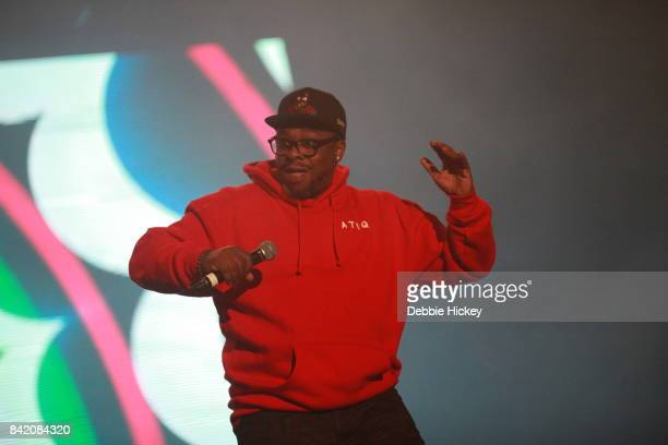 02 Jarobi White of A Tribe Called Quest perform at Electric Picnic Festival at Stradbally Hall Estate on September 2 2017 in Laois Ireland Photo by...