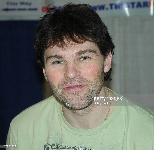 Jaromir Jagr during New York Sports Collectors Show December 3 2006 at Meadowlands Expo in Secaucus New Jersey United States