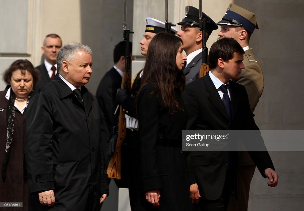 Warsaw Mourns Loss Of Polish President Lech Kaczynski