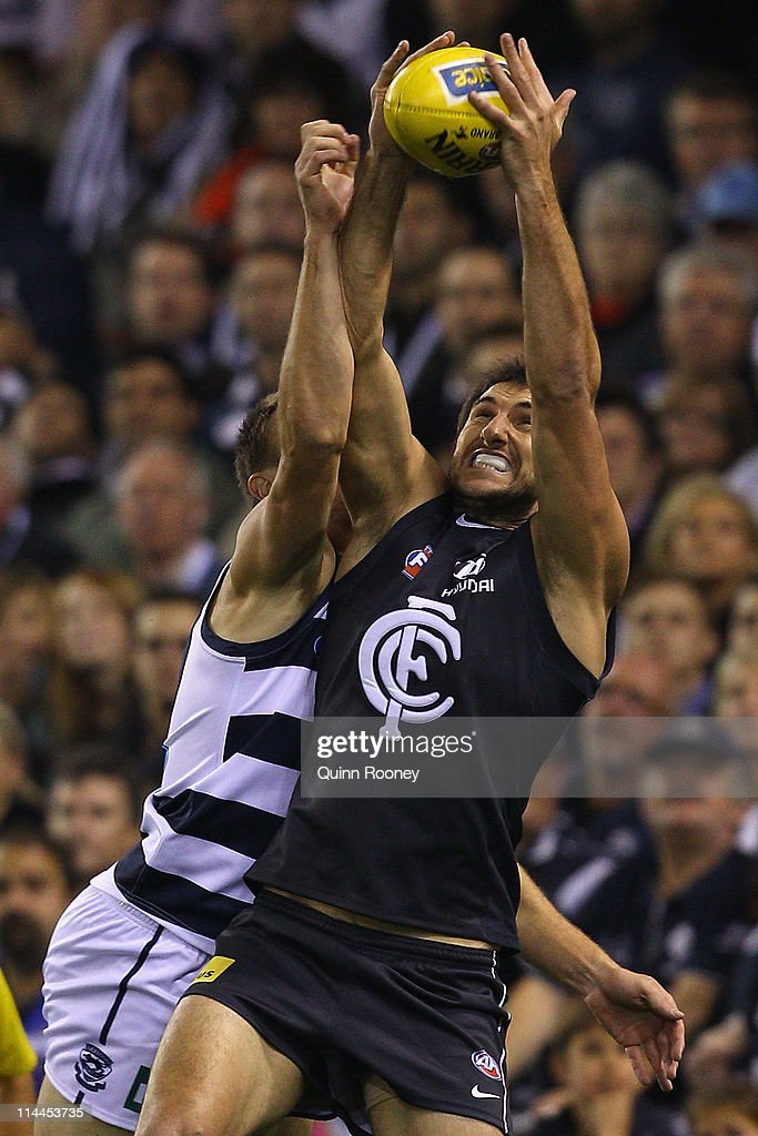 AFL Rd 9 - Carlton v Geelong