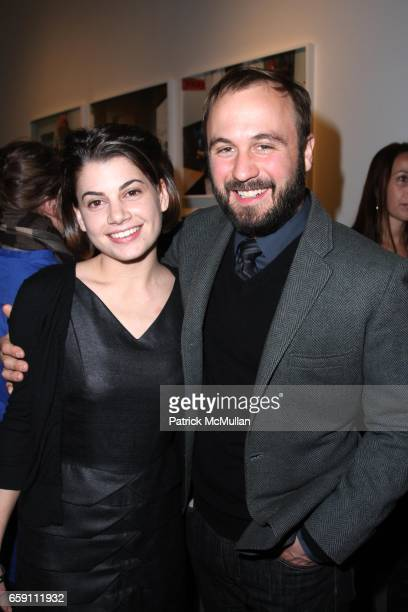 Jarrett Gregory and Miles Seaton attend NEW MUSEUM to Host Opening Party for THE GENERATIONYOUNGER THAN JESUS at New Museum on April 7 2009 in New...