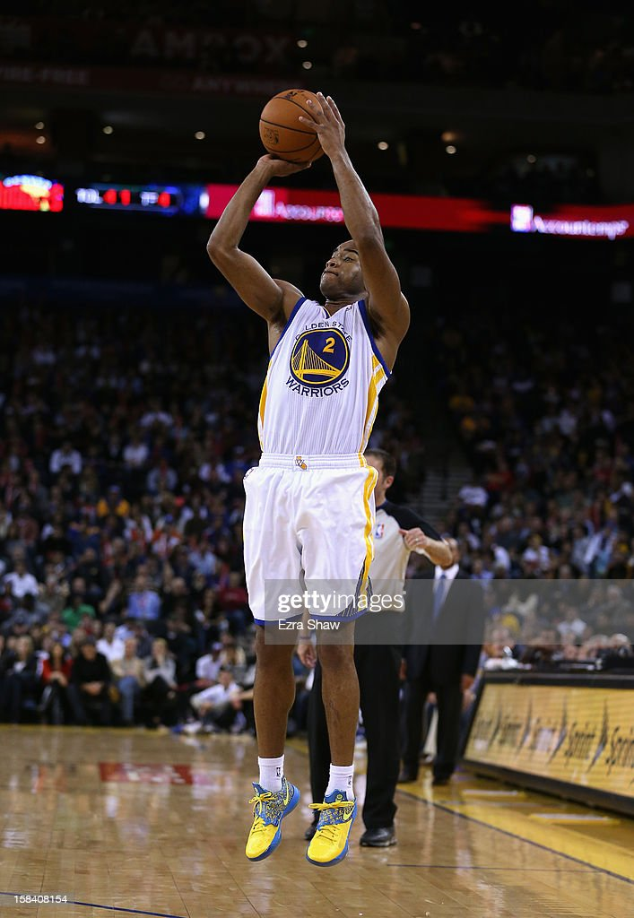 <a gi-track='captionPersonalityLinkClicked' href=/galleries/search?phrase=Jarrett+Jack&family=editorial&specificpeople=208109 ng-click='$event.stopPropagation()'>Jarrett Jack</a> #2 of the Golden State Warriors in action against the Denver Nuggets at Oracle Arena on November 29, 2012 in Oakland, California.