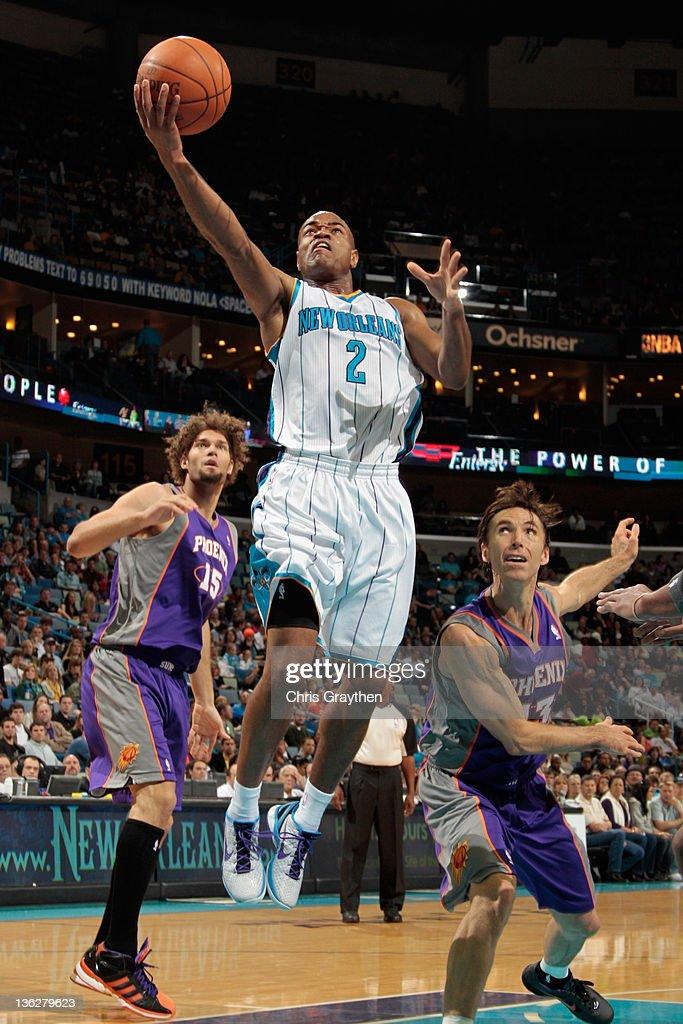 Phoenix Suns v New Orleans Hornets