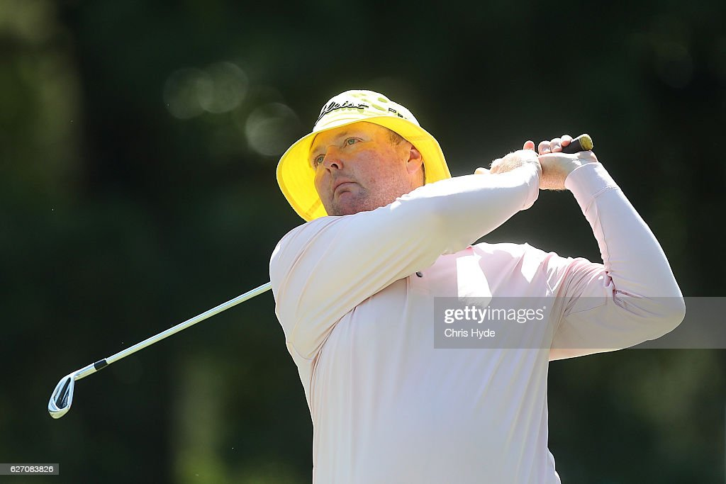 2016 Australian PGA Championship - Day 2