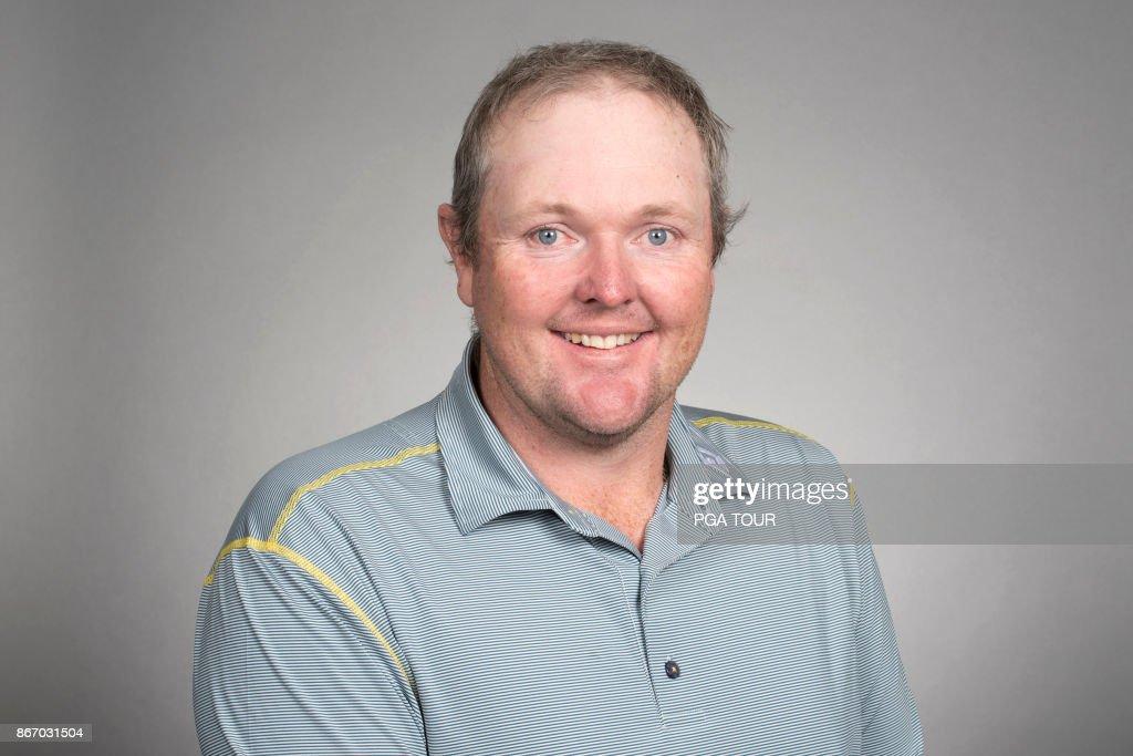Jarrod Lyle official PGA TOUR headshot.