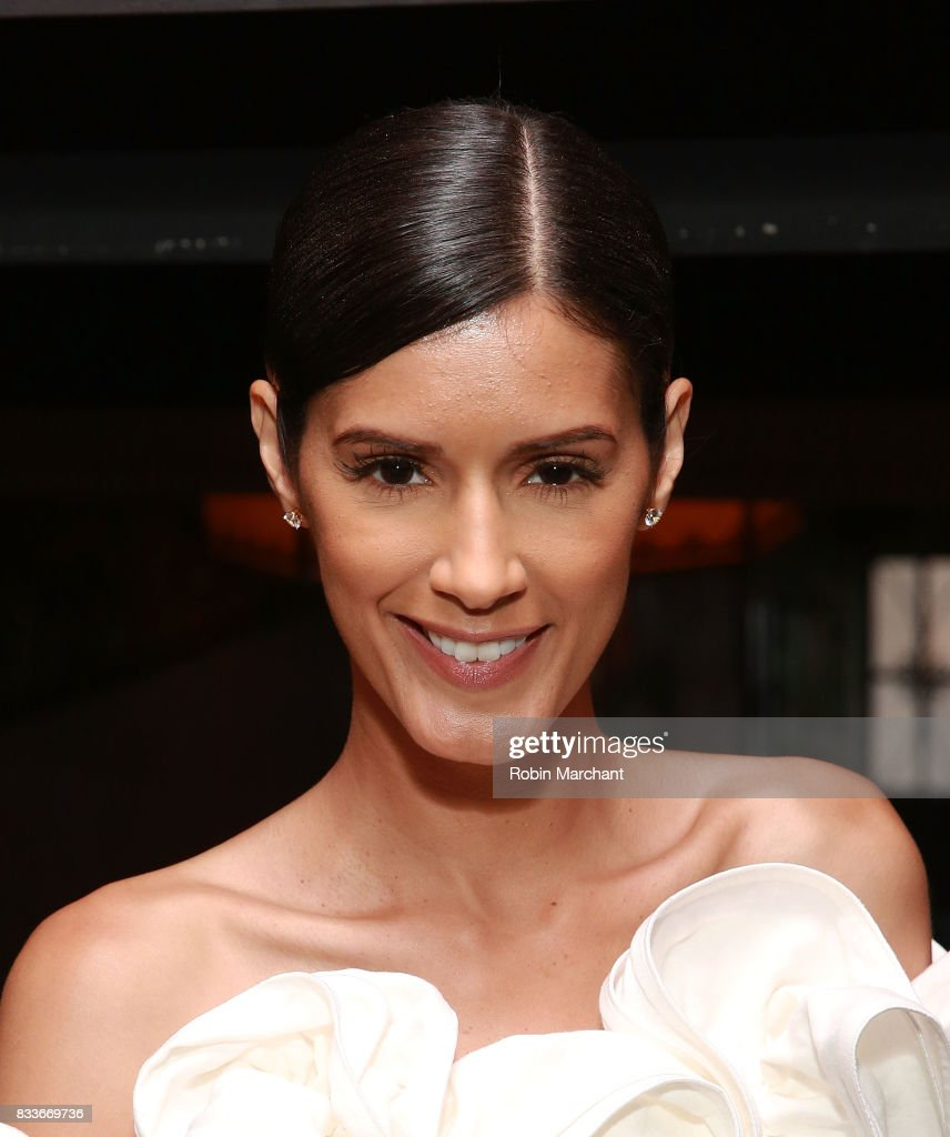 Jaslene Gonzalez attends WE tv's LOVE BLOWS Premiere Event at Flamingo Rum Club on August 16, 2017 in Chicago, Illinois.