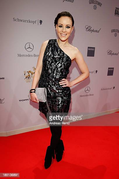 Jasmin Wagner arrives at Tribute To Bambi at Station on October 17 2013 in Berlin Germany