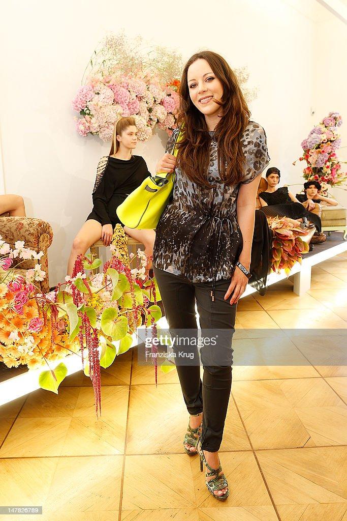 Augustin Teboul: 'Les Fleurs Du Mal' Installation - Mercedes-Benz Fashion Week Spring/Summer 2013