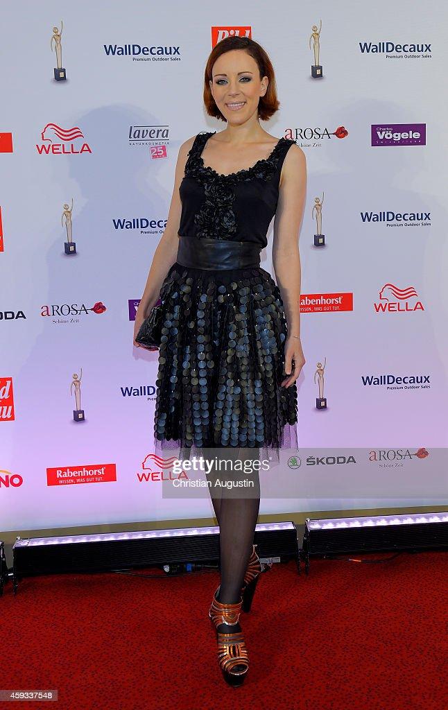 'Goldene Bild Der Frau' Award 2014
