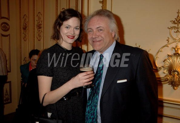 Jasmine and Patrick Guinness attend...