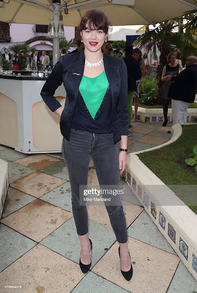 <a gi-track='captionPersonalityLinkClicked' href=/galleries/search?phrase=Jasmine+Guinness&family=editorial&specificpeople=206419 ng-click='$event.stopPropagation()'>Jasmine Guinness</a> attends the annual pre-Wimbledon party at Kensington Roof Gardens on June 20, 2013 in London, England.