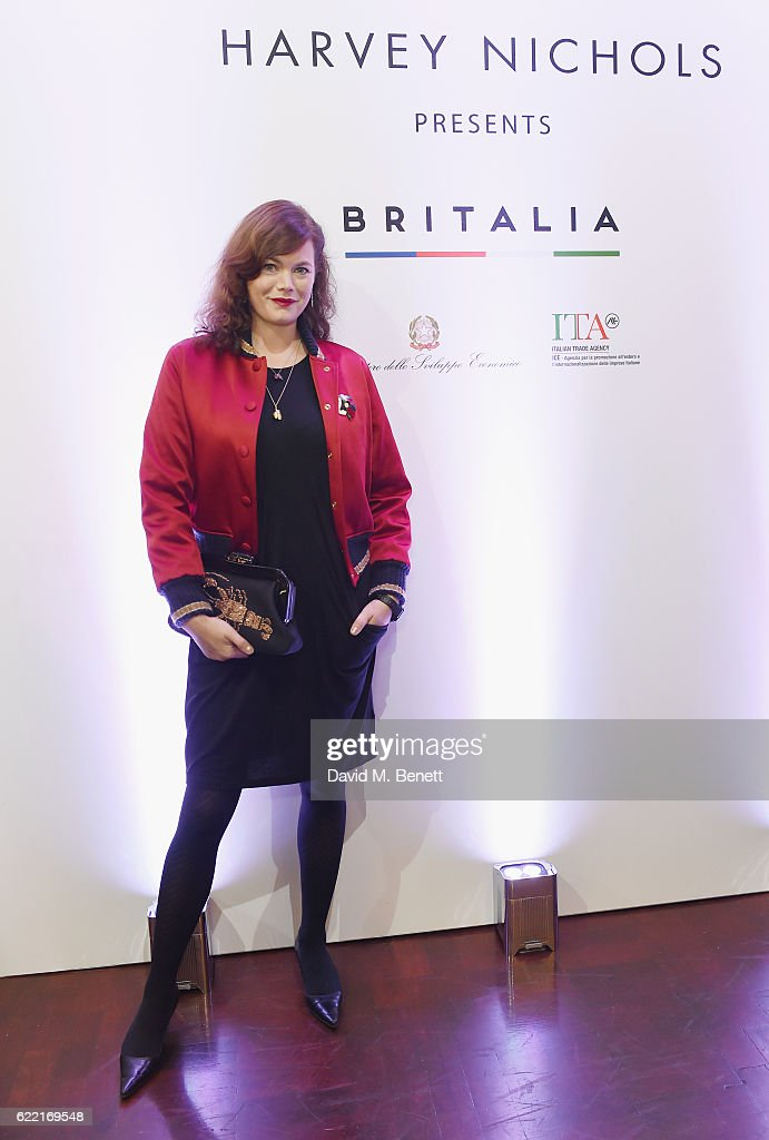 Harvey Nichols Hosts VIP Launch Party For Britalia