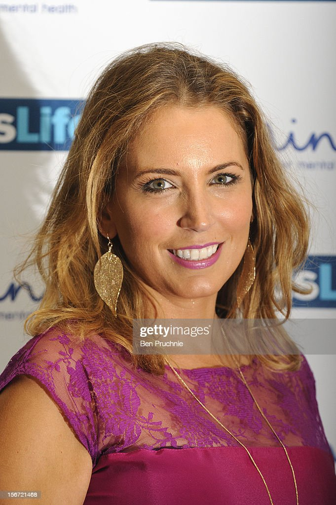 Jasmine Harman attends the Mind Mental Health Media Awards at BFI Southbank on November 19, 2012 in London, England.