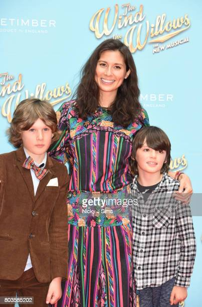 Jasmine Hemsley attends the Gala performance of Wind In The Willows at London Palladium on June 29 2017 in London England