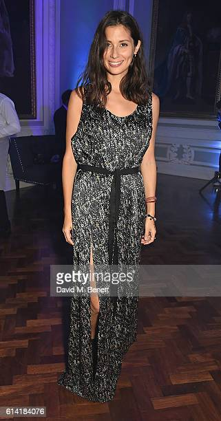 Jasmine Hemsley attends the launch of the Esquire Townhouse with Dior on October 12 2016 in London England