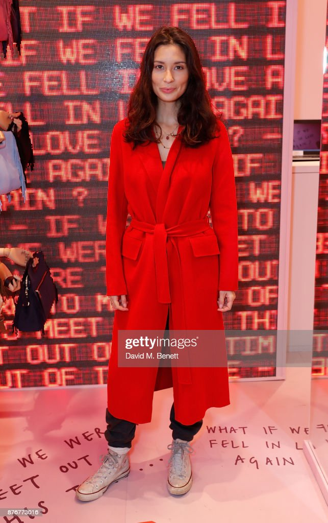 Maje Regent Street Pop Up launch with Greta Bellamacina for Women for Women International