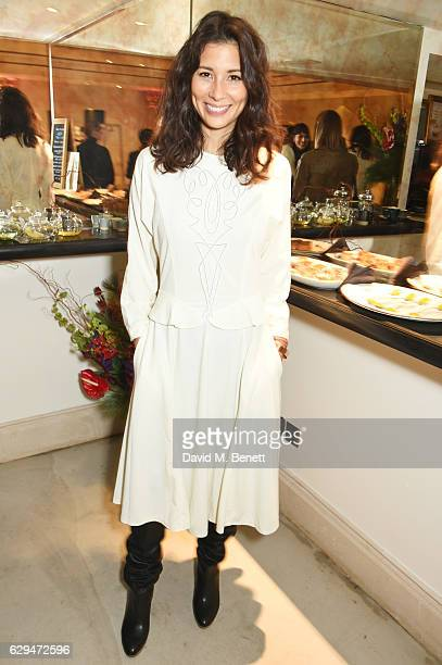 Jasmine Hemsley attends the VIP launch of #SheInspiresMe Fashion a limited edition designer collaboration in aid of Women For Women International at...