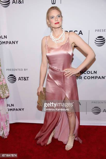 Jasmine Lobe attends the 'House of Z' Premiere during 2017 Tribeca Film Festival at SVA Theatre on April 22 2017 in New York City