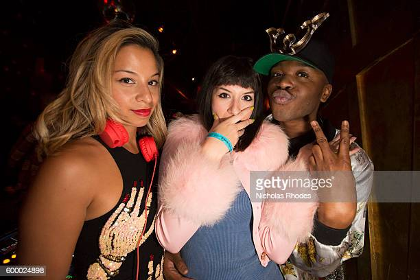 Jasmine Solano Gnucci Cakes da Killa at House Party NYC at Webster Hall on October 15 2015