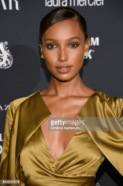 Jasmine Tookes attends Harper's BAZAAR Celebration of 'ICONS By Carine Roitfeld' at The Plaza Hotel presented by Infor Laura Mercier Stella Artois...