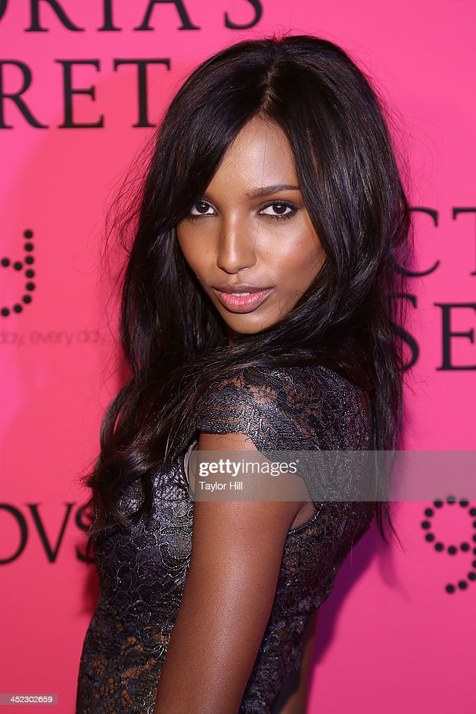 Jasmine Tookes attends the after party for the 2013 Victoria's Secret Fashion Show at Lavo NYC on November 13, 2013 in New York City.