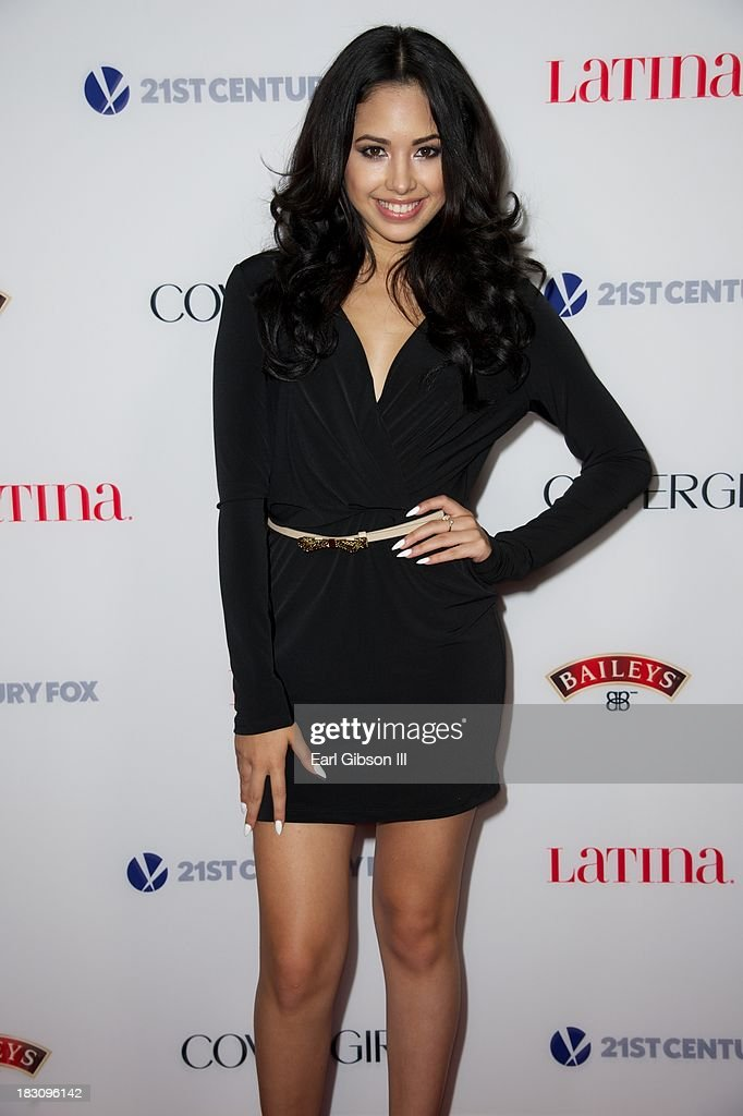<a gi-track='captionPersonalityLinkClicked' href=/galleries/search?phrase=Jasmine+Villegas&family=editorial&specificpeople=4438076 ng-click='$event.stopPropagation()'>Jasmine Villegas</a> attends the Latina Magazine 'Hollywood Hot List' Party at The Redbury Hotel on October 3, 2013 in Hollywood, California.