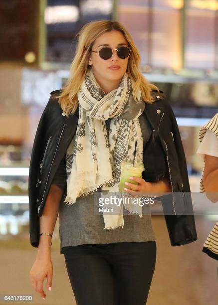 Jasmine Yarbrough is seen on February 16 2017 in Sydney Australia