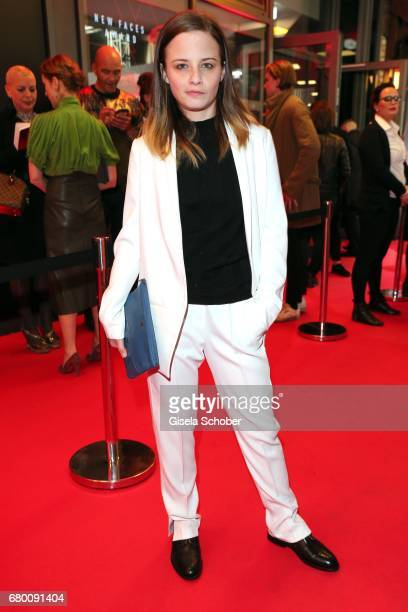Jasna Fritzi Bauer during the New Faces Award Film at Haus Ungarn on April 27 2017 in Berlin Germany