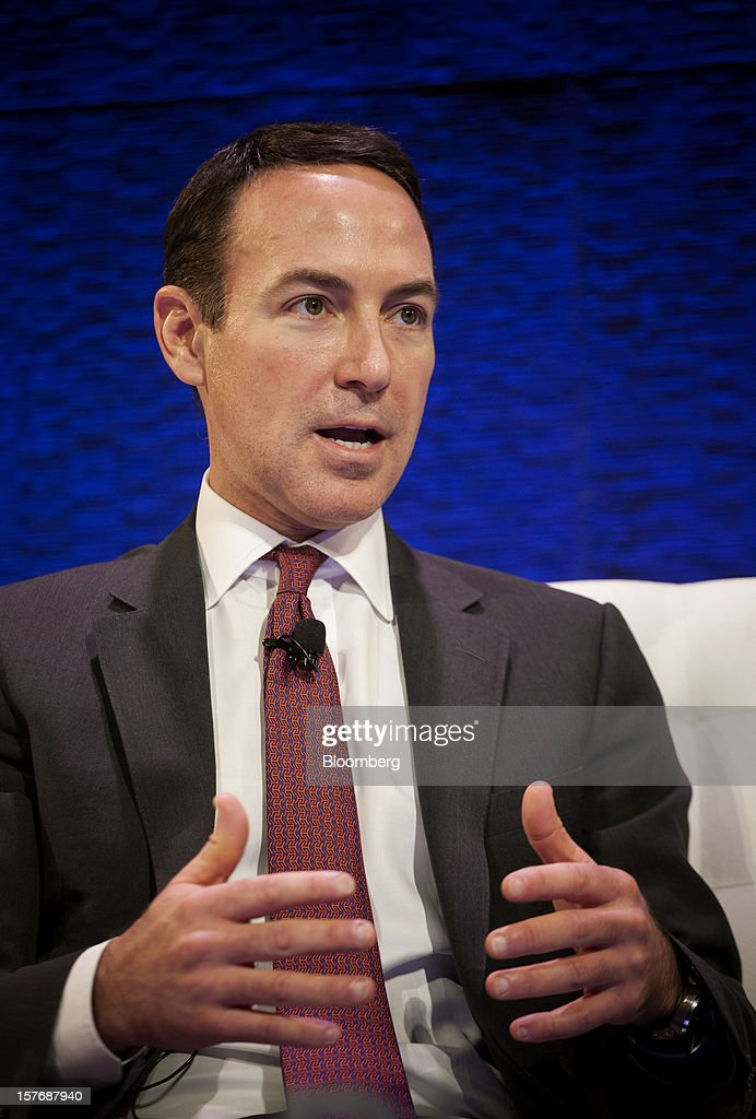 Jason Ader, chief executive officer and chief investment officer at Ader Investment Management LLC, speaks during the Bloomberg Hedge Funds Summit in New York, U.S., on Wednesday, December 5, 2012. The Bloomberg Hedge Funds Summit convenes managers and investors to discuss the impact of the European debt crisis on the global markets and break down the fundamentals driving volatility in the equity markets. Photographer: Michael Nagle/Bloomberg via Getty Images