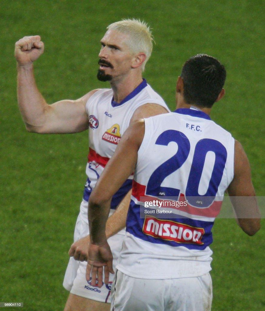 AFL Rd 7 - Demons v Bulldogs