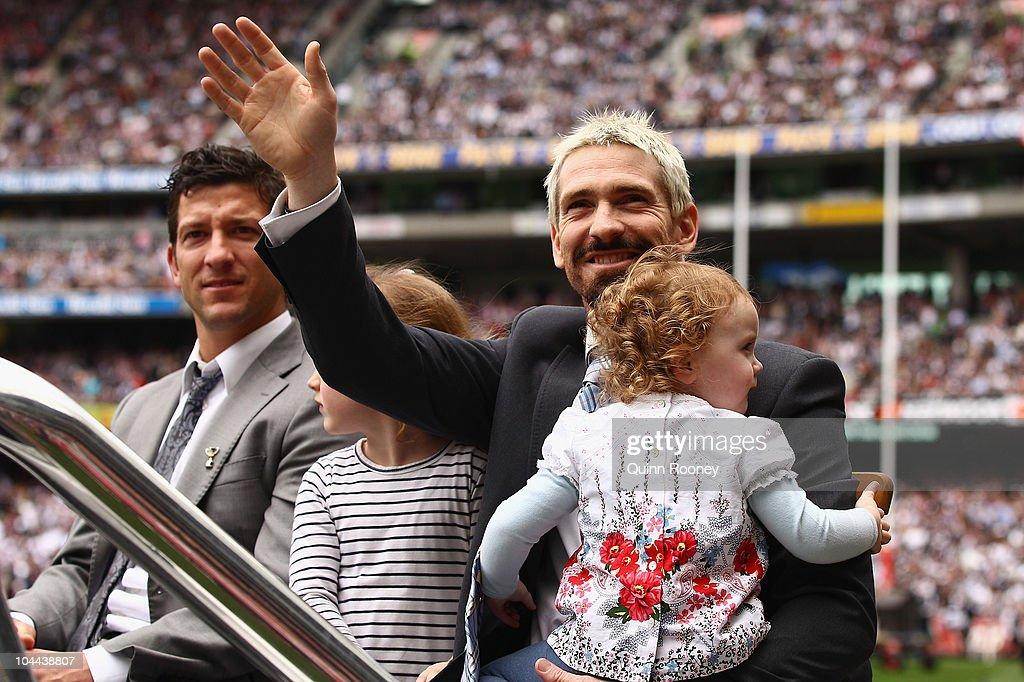 AFL Grand Final - Magpies v Saints