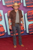 Jason Aldean attends the 2014 CMT Music awards at the Bridgestone Arena on June 4 2014 in Nashville Tennessee