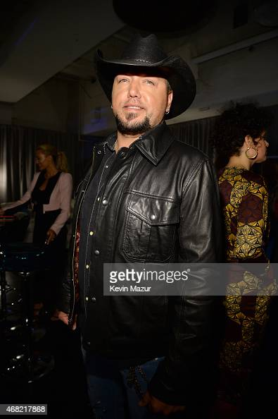 Jason Aldean attends the Tidal launch event #TIDALforALL at Skylight at Moynihan Station on March 30 2015 in New York City