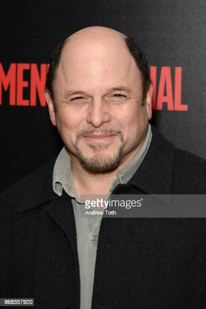 Jason Alexander attends a screening of Marvel Studios' 'Thor Ragnarok' at the Whitby Hotel on October 30 2017 in New York City
