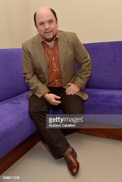 Jason Alexander attends 'Lucky Stiff' opening at the 29th Annual Fort Lauderdale Film Festival at Amaturo Theater on November 7 2014 in Fort...